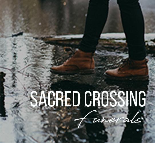 sacred crossing